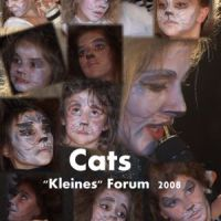 cats kinder poster